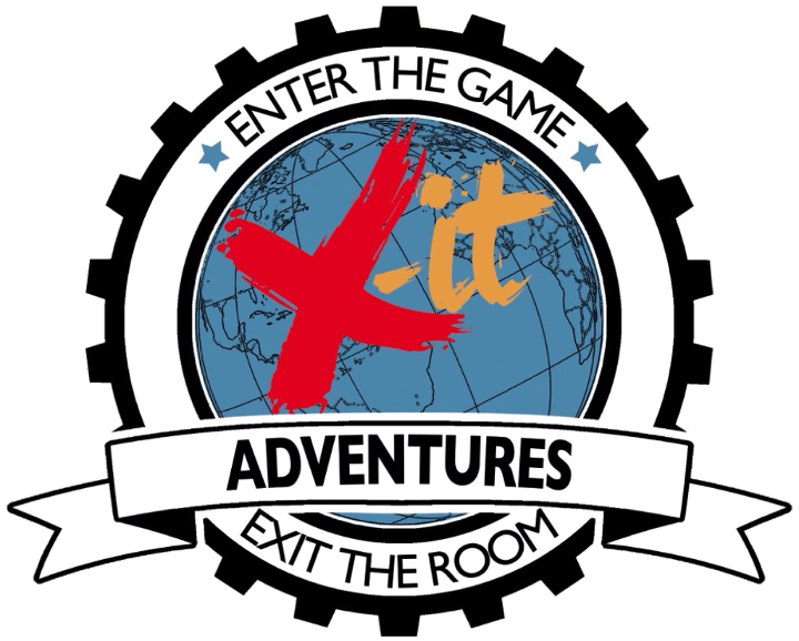 enter the game - exit the room: X-it-ADVENTURES
