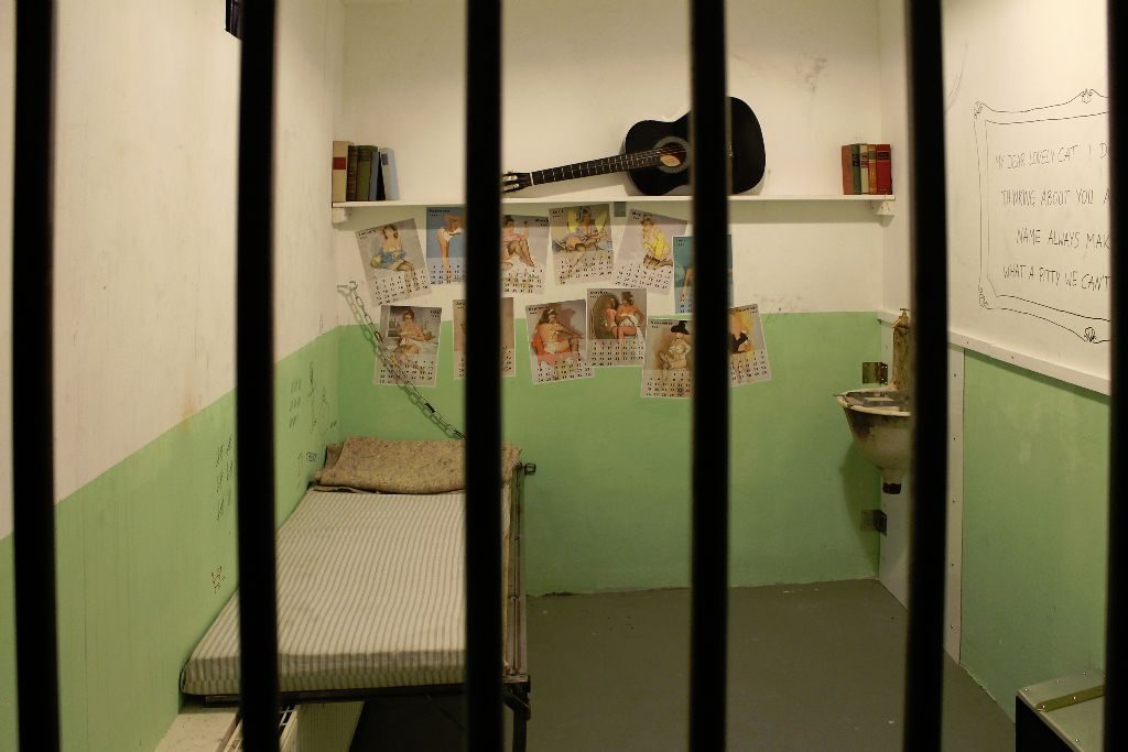 X-it-ADVDENTURES Alcatraz zelle